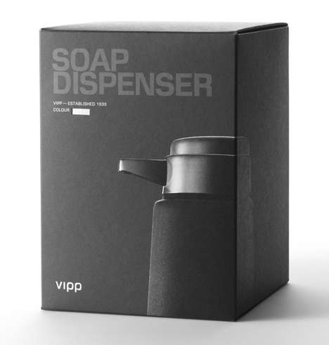 Vipp Product Packaging