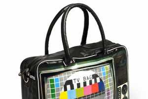 The TV Weekender Bag is Picture-Perfect