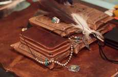 Tribal Tattered Wallets
