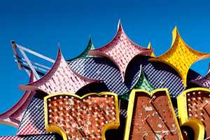 The Neon Museum is Where Las Vegas Lights Go to Die