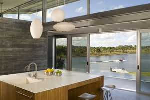 The Ski House H2o Mixes Summer & Winter in Florida