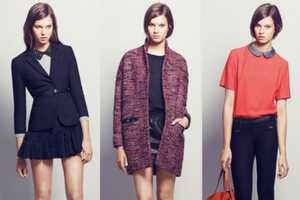The Maje Fall 2011 Lookbook is Sophisticated, Casual and Sexy