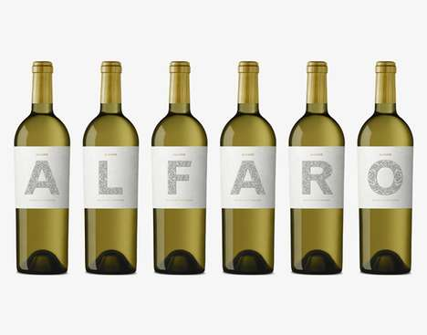 Alfaro wine bottles