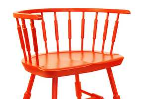 O&G Studio Gives Traditional Chairs a Modern Makeover