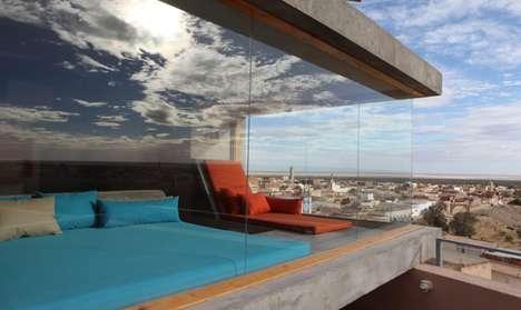 Extravagant Eco-Escapes - The Matali Crasset Dar'Hi is a Multicolored Luxurious Tunisian Getaway