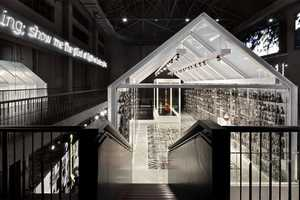 Shanghai's Museum of Glass by Tilman Thuermer Sparkles and Shines