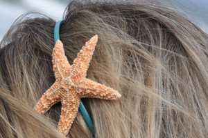 The Starfish Headband from Etsy Will Transform You Into a Mermaid