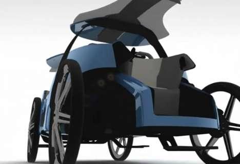 Fiaker Panta Rhei Car