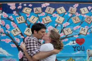 This Precious Graffiti Marriage Proposal Video is Artistically Adorable