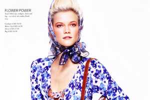 Best Spring Looks in H & M Magazine Spring 2011 Shows Hot Seasonal Styles