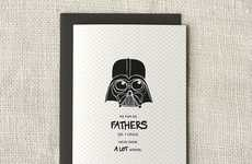 'Father's Day - Not The Worst' Card Shows Why Darth Vader Cares