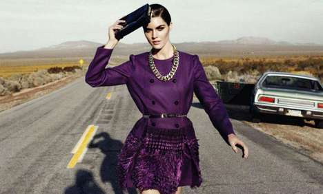 Fierce Freeway Fashions - The Hilary Rhoda Harper