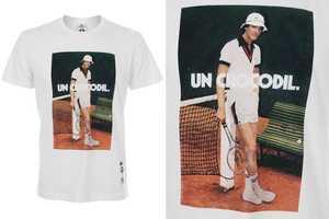 The Lacoste x Roland Garros 40th Anniversary Line
