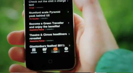 Glastonbury App
