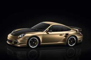 The Porsche 911 Turbo S is a Celebration of Style and Longevity
