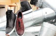 Junkyard Shoe Shoots - The Creative Recreation Summer 2011 Collection is Fashionably Trashy