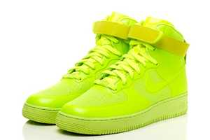 The Nike Air Force 1 Hyperfuse is Colorful and Lightweight