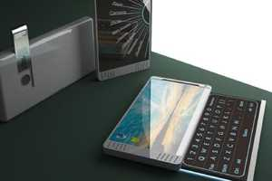 Shine Pocket Computer Merges Phone and PC in a Way Unlike the iPad