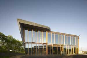 The Rijkswaterstaat Head Office Reflects the Brand's Identity