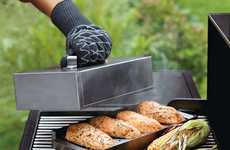 Heat-Resistant BBQ Gloves