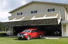 Ginormous Garages