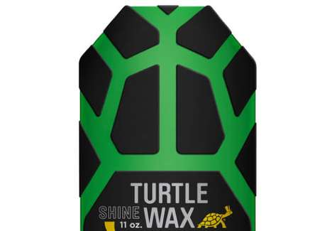 Turtle Wax Packaging