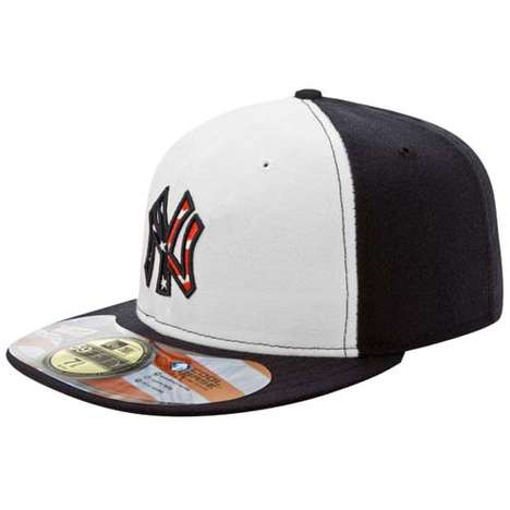 MLB x New Era 59Fifty Stars & Stripes 2011