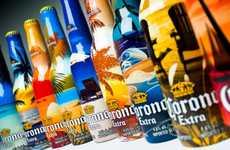 Summertime Beer Bottles