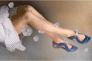 The Leibling Shoes Summer 2011 Collection has 70s-Inspired Sophistication