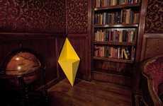 Versatile Geometric Furniture