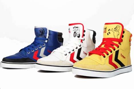 Candy Company Kicks - The Hummel Haribo Collection is Literally Sweet