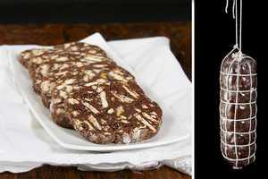 The Salame al Cioccolato is a Twist on the Sandwich Staple