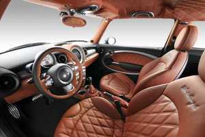 The Italian Job is a Bentley-Inspired MINI Cooper S from Vilner