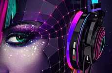 Galactic Digital Art