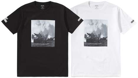 Stussy x Fergadelic Summer 2011 Tees