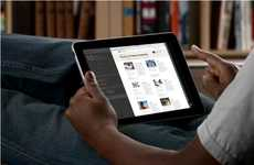 Screen-Splitting Tablet Apps - The Tapose App Makes Multitasking on the iPad Easier