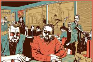 The 'Quentin VS Coen' Art Exhibit Compares Two of Hollywood's