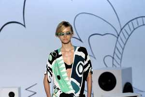 The Diane Von Furstenberg Resort 2012 Collection is Graphic & Colorful