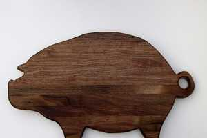 Wendell Mancil Creates Gorgeous Animal Cut Boards