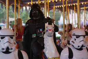 This Darth Vader Disneyland Video is Full of Laughs