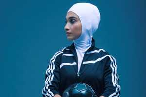 The Sports Hijab is Designed to Let Muslim Women Compete in Modesty