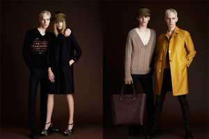 The Luxurious Burberry Prorsum Men's Pre-SS 2012 Collection