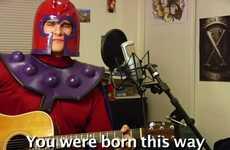 Gagafied Mutant Parodies