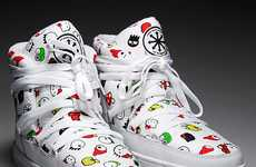 Celebratory Caricature Kicks - FORFEX x Sanrio 50th Anniversary Pays Homage to Adorable Characters