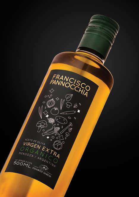Francisco Pannocchia Olive Oil