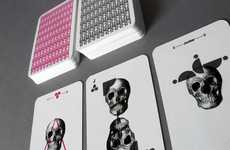 Skulltastic Playing Cards