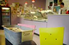A Missouri Ice Cream Shop Debuts Cicada Ice Cream