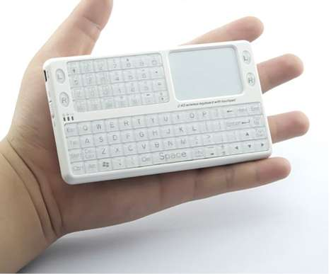 2-4G Wireless Mini Keyboard
