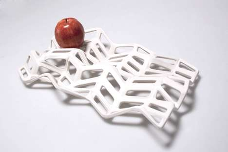 Skeletal Fruit Tray