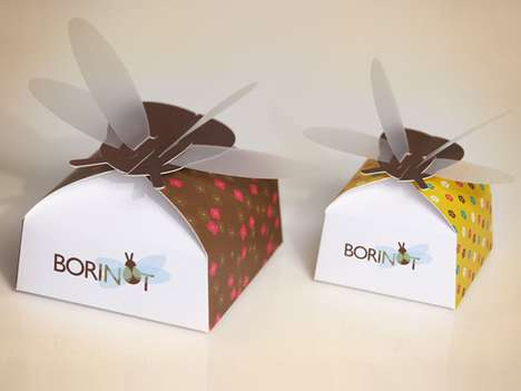Borinot Pastry Packaging
